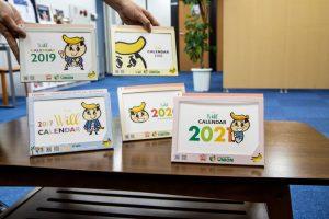【株式会社ユニオン様】オリジナルカレンダー制作のディレクションは「もらって嬉しいものを!」