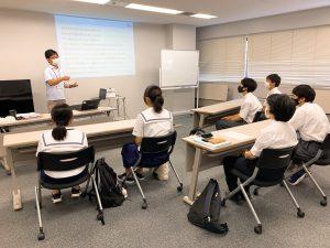 神戸市の高校生の職場訪問を実施いたしました!【兵庫県立須磨友が丘高等学校】